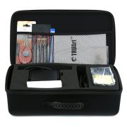 60W dual pen woodburning set with case