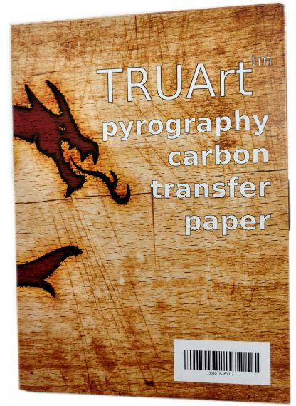 TRUArt carbon transfer cover