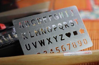 steel stencil