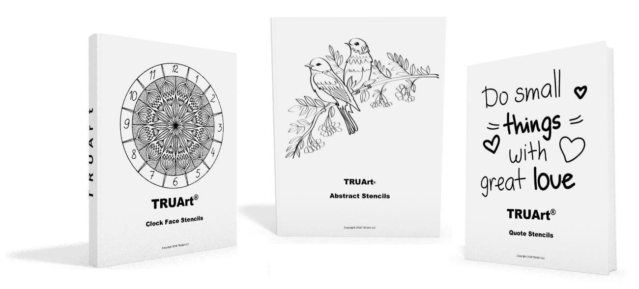 Free Wood Burning Stencils Download – TRUArt®