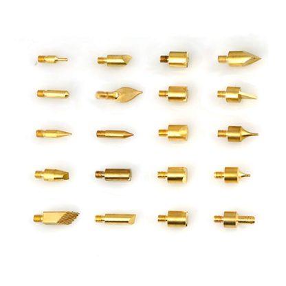brass tips