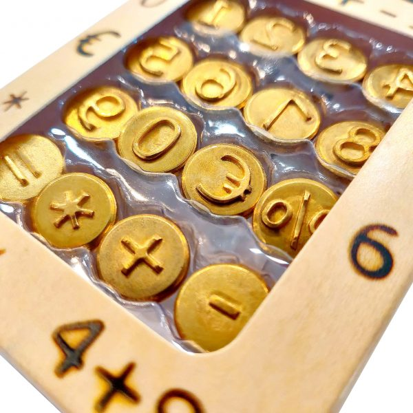 numerical stamps